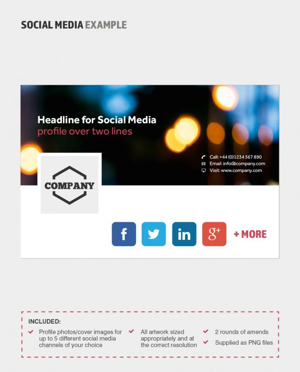 Social Media Package (Copy)