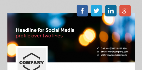 SERVICE TEMPLATE – Social Media
